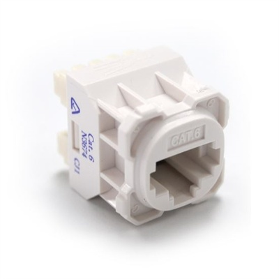 AMDEX Cat6 RJ-45 Jack for AMDEX Face Plates