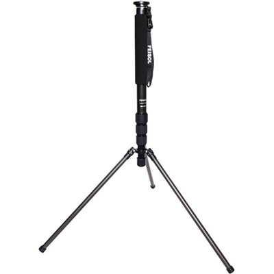 FEISOL CM-1473 Rapid Monopod with 3 Support Legs