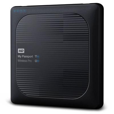 WD 4TB My Passport Wireless Pro USB 3.0 External Hard Drive
