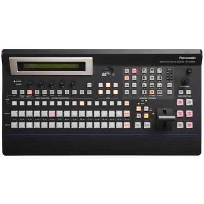 Panasonic AV-HS450E Multiformat SD/HD Switcher