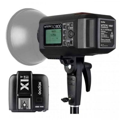 Godox AD600 TTL Flash (Bowen) with X1T Transmitter Kit For Sony Cameras