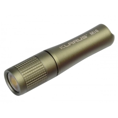Klarus Mi6 Lightweight LED Flashlight (Olive)