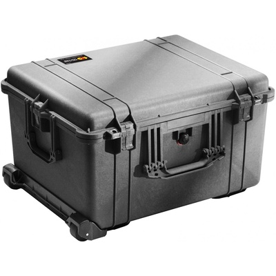 Pelican 1620 Case without Foam (Black) - Open Box Special