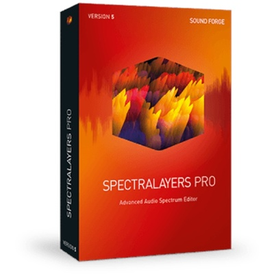 MAGIX SpectraLayers Pro 5 for PC & MAC Volume 05-99 Upgrade (Download)
