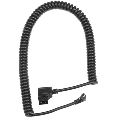Fiilex Coiled D-Tap Cable (1.9')