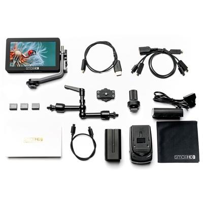 "SmallHD FOCUS 5"" On-Camera Monitor Cine Kit"