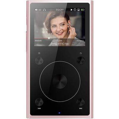 FiiO X1 (2nd Gen) Portable Music Player (Rose Gold)