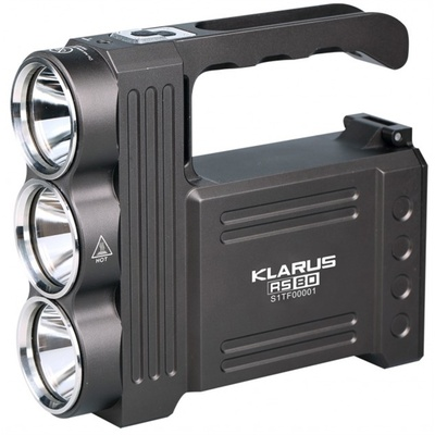 Klarus RS80 - 3450 Lumen LED Spotlight