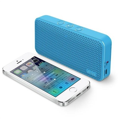iLuv Aud Mini Bluetooth Speaker (Blue)