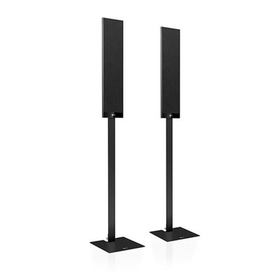 KEF Floor stand For T-Series (Black, Pair)