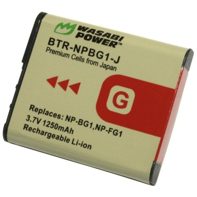 Wasabi Power Battery for Sony NP-BG1