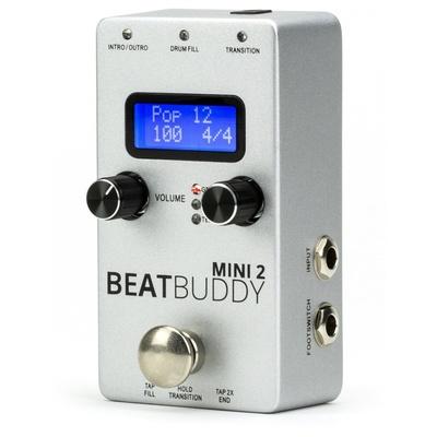 singular sound beatbuddy mini 2 drum machine pedal au. Black Bedroom Furniture Sets. Home Design Ideas