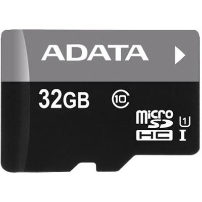 ADATA 32GB Premier microSDHC UHS-I Memory Card (Class 10)