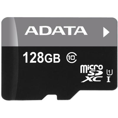 ADATA 128GB Premier microSDHC UHS-I Memory Card (Class 10)