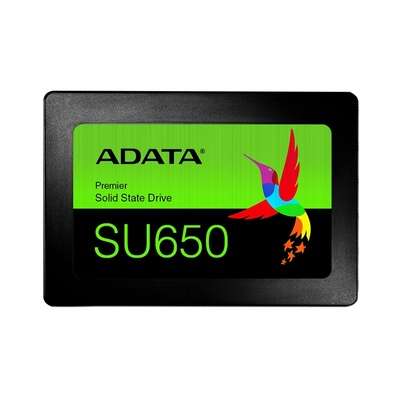 "ADATA 240GB SU650 Ultimate SATA III 2.5"" Internal SSD"
