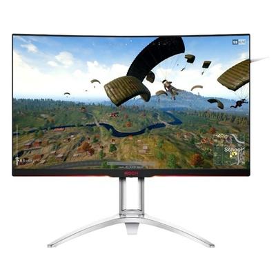 "AOC AGON 32"" AG322QCX Curved 2560x1440 Monitor"