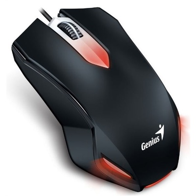 Genius X-G200 Optical Wired Gaming Mouse