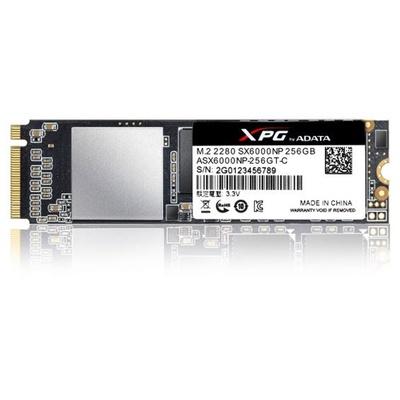 ADATA 256GB XPG SX6000 PCIe M.2 2280 SSD