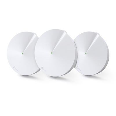 TP-Link Deco M5 Whole Home Mesh Wi-Fi - 3-Pack Home Kit