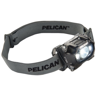Pelican 2760 Dual-Spectrum LED Headlight (Black)