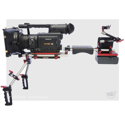 Zacuto Filmaker Baseplate Kit