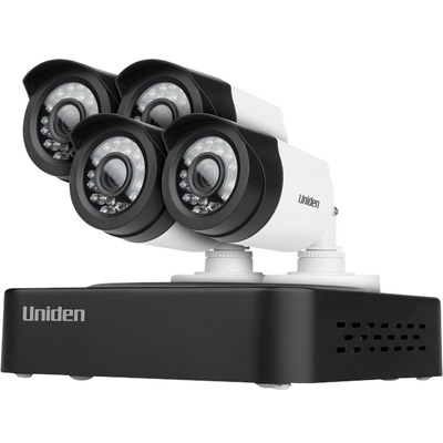 Uniden Guardian Full HD 1080p Security System