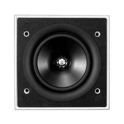 "KEF Ci160QS Thin Bezel 6.5"" Square In-Ceiling Speaker"