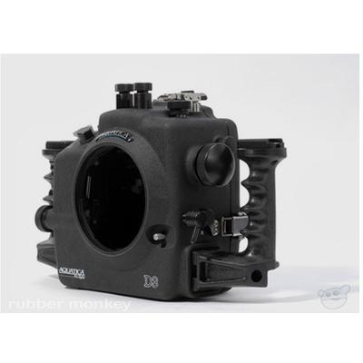 Aquatica Nikon D3 Underwater Housing with dual bulkheads and Moisture Alarm