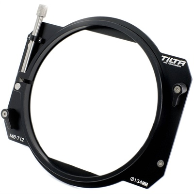 Tilta 134mm Clamp-On Adapter for MB-T12 Matte Box