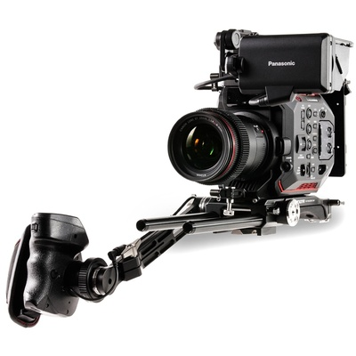 Tilta Camera Cage for Panasonic EVA1 with Gold Mount Battery Plate