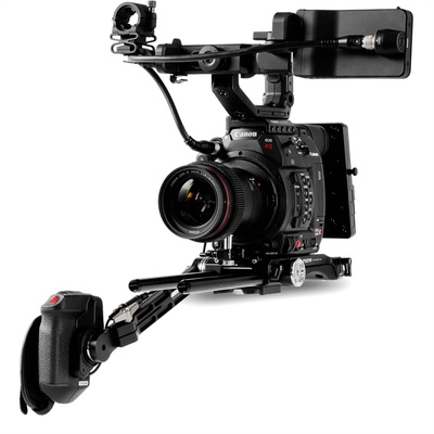 Tilta Camera Cage for Canon C200 with V-Mount Battery Plate