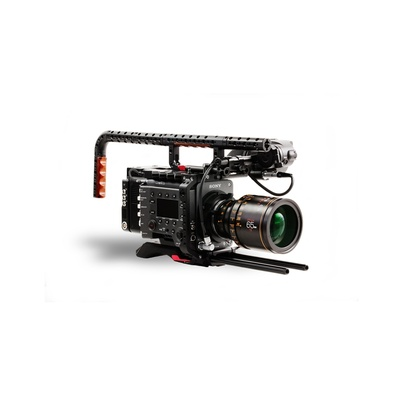 Tilta Camera Cage for Sony Venice with Gold Mount Battery Plate and 19mm Baseplate