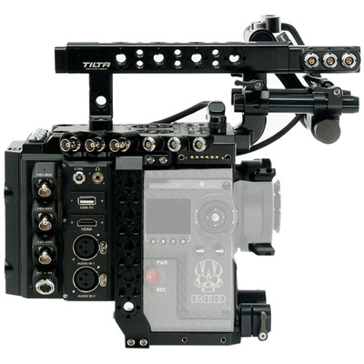 Tilta Camera Cage for Red DSMC 2 Cameras with Gold Mount