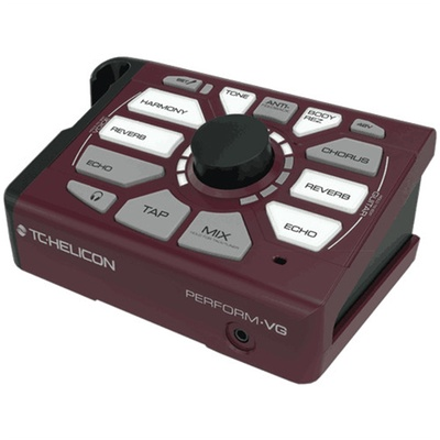TC-Helicon Perform-VG - Vocal Processor for Acoustic Guitar Players