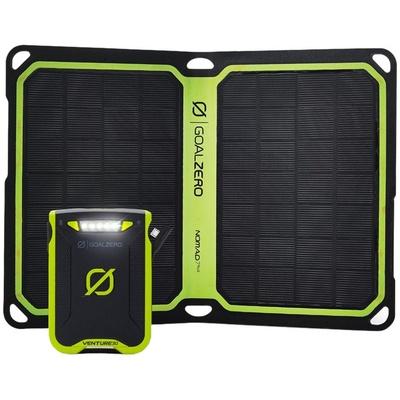 Goal Zero Venture 30 Solar Kit (with Nomad 7+)