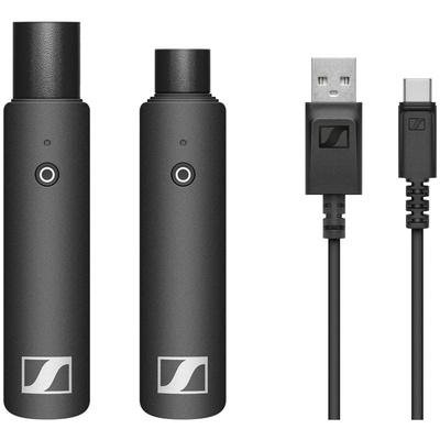 Sennheiser XSW-D XLR BASE SET Digital Wireless Plug-On Microphone System with No Mic (2.4 GHz)
