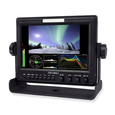 "FeelWorld 7"" Aluminium Design IPS 1280x800 Camera-Top Monitor"