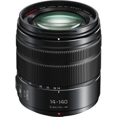 Panasonic Lumix G 14-140mm f/3.5-5.6II ASPH. POWER O.I.S. Lens