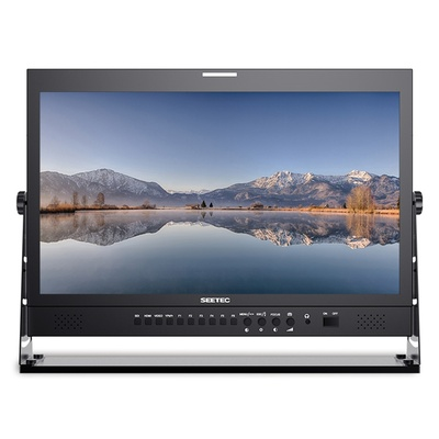 "Seetec 21.5"" IPS Full HD 1920x1080 Desktop Broadcast Studio Monitor with 3G-SDI HDMI AV YPbPr"