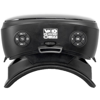 Cinegears 7-106 V1 VR Player Headset (Black)
