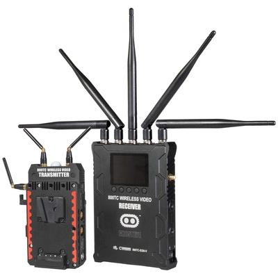 Cinegears 6-808 800TC ENG Ghost Eye Wireless HD SDI Video Transmission Kit (V-Mount)