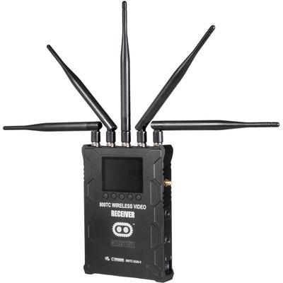 Cinegears 6-810 800TC ENG Ghost Eye Wireless HD SDI Video Receiver (V-Mount)