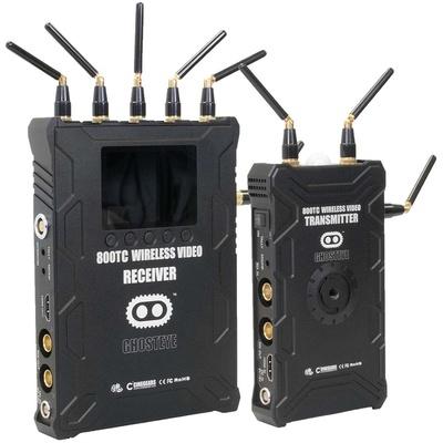 Cinegears 6-804 Ghost-Eye Wireless HD-SDI Video Transmission Kit 800T.Code (V-Mount)