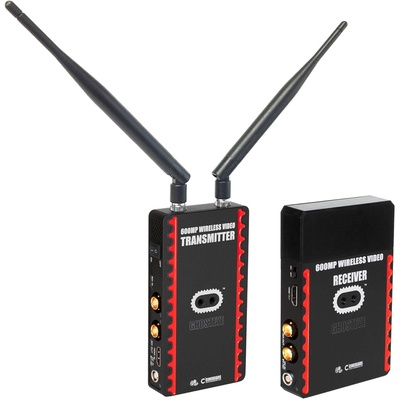 Cinegears 6-611 Ghost-Eye 600MP Wireless Transmitter and Receiver Kit (L-Series/L-Series)
