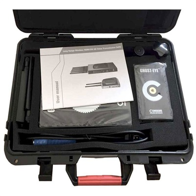 Cinegears 6-311 Waterproof Foamed Case for Ghost-Eye 300M Wireless Transmission Kit