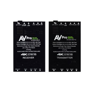 AVPro Edge 4K HDMI Extender via Optical Fiber