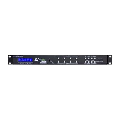 AVPro Edge 4K/60 4x4 HDBaseT Matrix Switcher