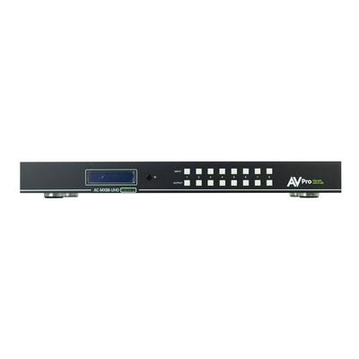 AVPro Edge 4K 8x8 HDMI Matrix with Audio Breakouts