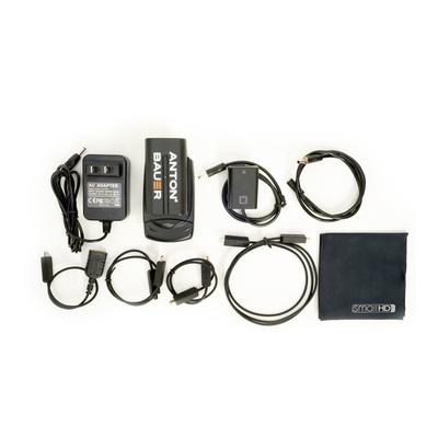 SmallHD FOCUS 5 Sony NPFW50 Accessory Pack