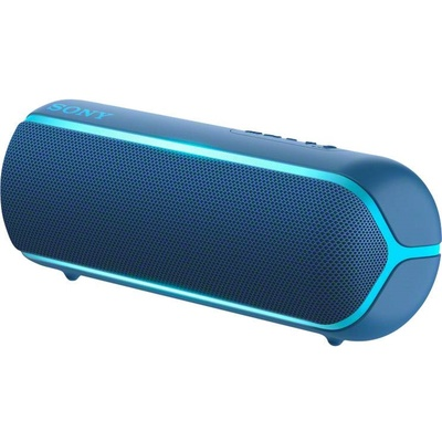 Sony SRS-XB22 Extra Bass Portable Bluetooth Speaker (Blue)